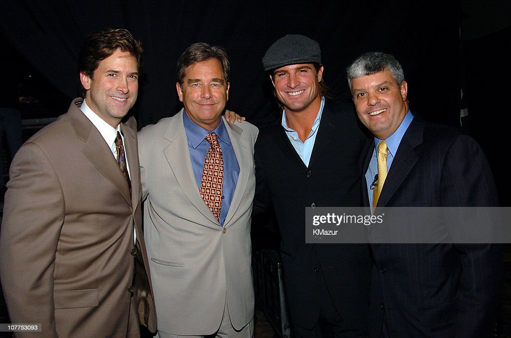 TBS/TNT Upfront - Backstage - April 22, 2004