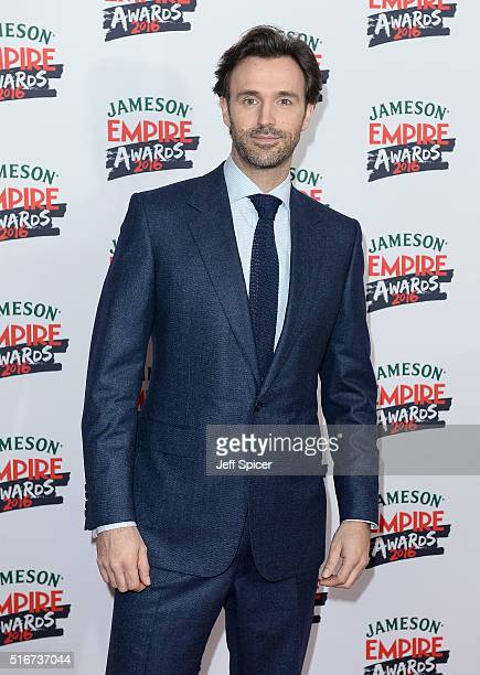 Michael Xavier attends the Jameson Empire Awards 2016 at The Grosvenor House Hotel on March 20 2016 in London England