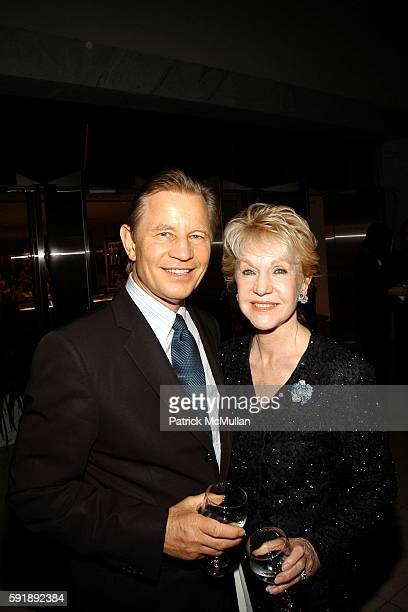Michael York and Pat York attend Hammer Museum Celebrates the Achievements of LA Artist Ed Ruscha at the 3rd Annual Gala in the Garden at Hammer...