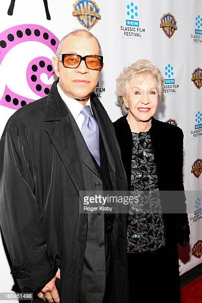 Michael York and Patricia York attend the Cabaret 40th Anniversary New York Screening at Ziegfeld Theatre on January 31 2013 in New York City