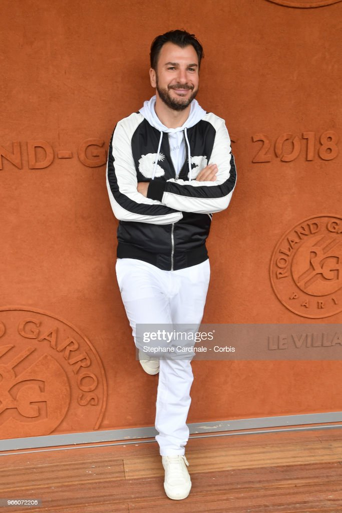 Celebrities At 2018 French Open : Day Seven