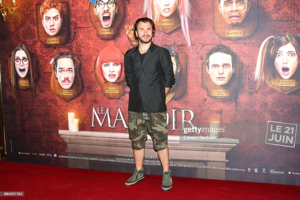 """Le Manoir"" Paris Premiere At Le Grand Rex"