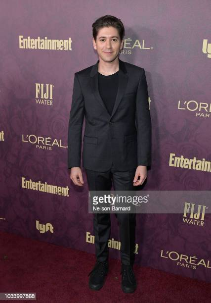 Michael Zegen attends the 2018 PreEmmy Party hosted by Entertainment Weekly and L'Oreal Paris at Sunset Tower on September 15 2018 in Los Angeles...