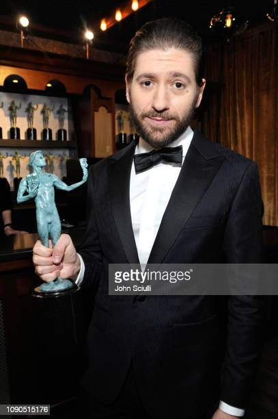 Michael Zegen attends the 25th Annual Screen ActorsGuild Awards at The Shrine Auditorium on January 27 2019 in Los Angeles California 480720
