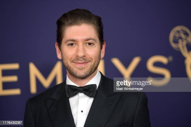 Michael Zegen attends the 71st Emmy Awards at Microsoft Theater on September 22 2019 in Los Angeles California
