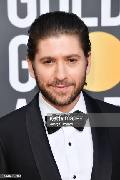 Michael Zegen attends the 76th Annual Golden Globe Awards held at The Beverly Hilton Hotel on January 06 2019 in Beverly Hills California