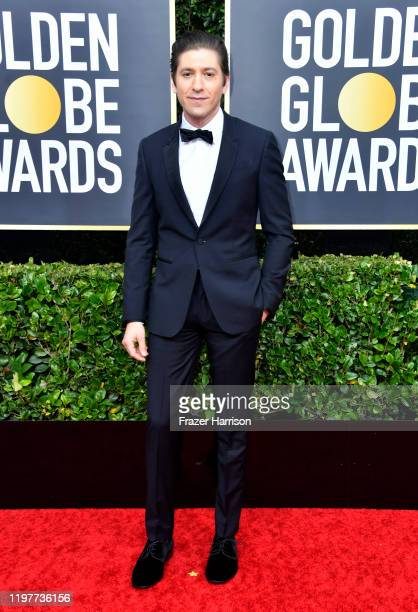 Michael Zegen attends the 77th Annual Golden Globe Awards at The Beverly Hilton Hotel on January 05 2020 in Beverly Hills California