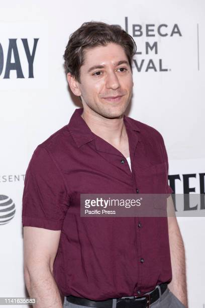 Michael Zegen attends Yesterday Closing Night Gala Film during 2019 Tribeca Film Festival at The Stella Artois Theatre Manhattan