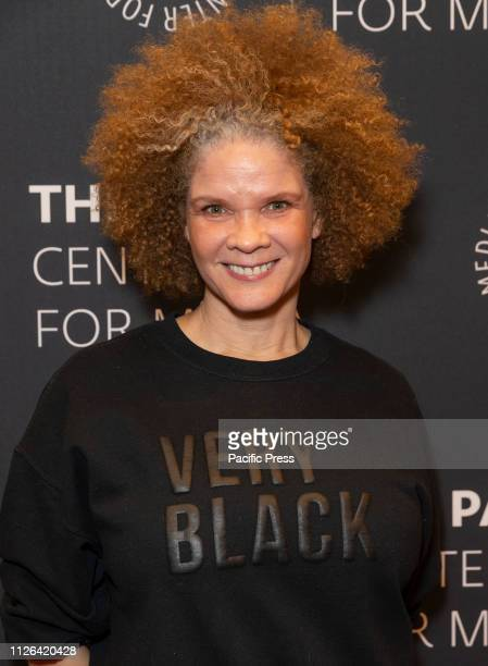 Michaela Angela Davis attends an evening with BET's American Soul at Paley Center for Media