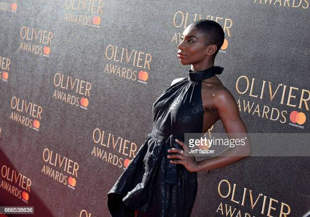 Michaela Coel Foto E Immagini Stock Getty Images