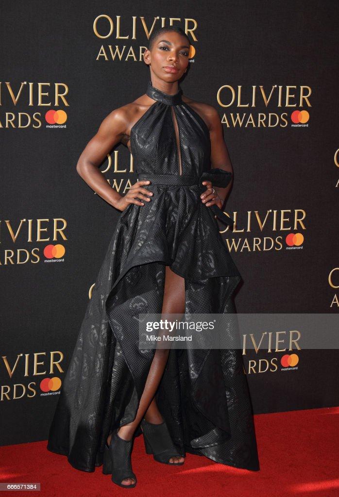 The Olivier Awards 2017 - Red Carpet Arrivals