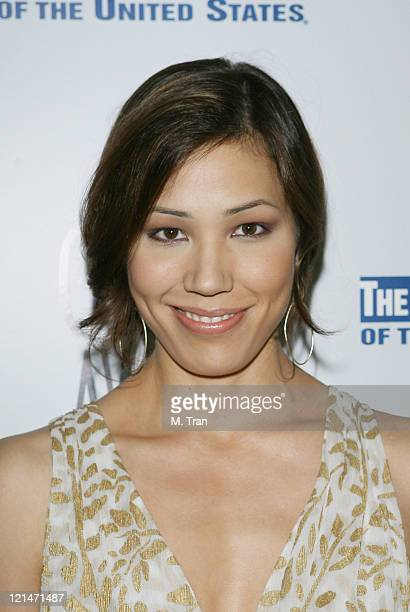 Michaela Conlin during 21st Genesis Awards Presented by The Hollywood Office of The Humane Society of the United States at Beverly Hilton Hotel in...