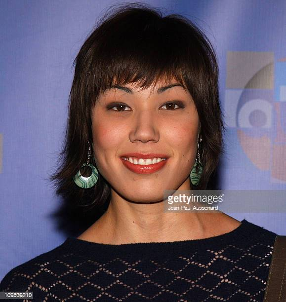 Michaela Conlin during ABC AllStar Party at Astra West in West Hollywood California United States