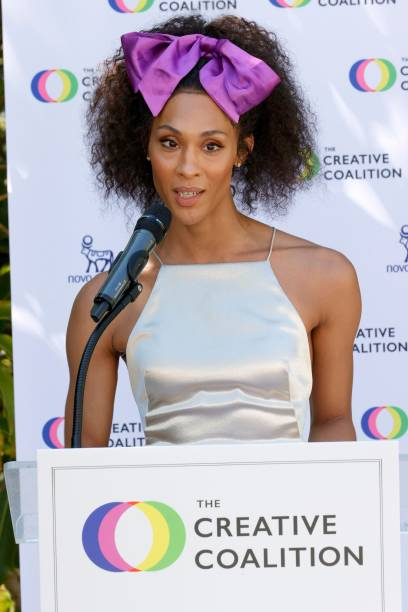 CA: The Creative Coalition's 7th Annual Television Humanitarian Awards - Show