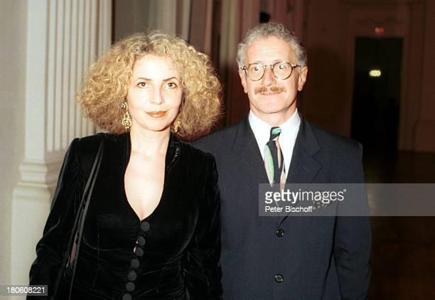 Michaela May Dr Jack Schiffer München Bayerischer Filmpreis 1996 A dah