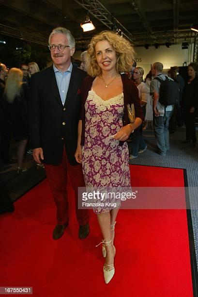 Michaela May Ehemann Dr Jack Schiffer Bei Der Eröffnung Des Filmfest München Am 290602