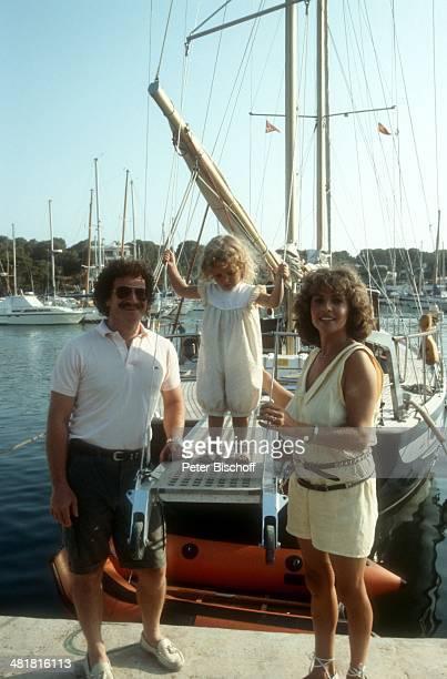 Michaela May Ehemann Dr Jack Schiffer Tochter Alexandra ARDSerie Schöne Ferien Folge 2 Mallorca am Insel Mallorca Spanien
