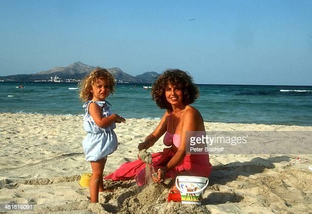 Michaela May Tochter Alexandra ARDSerie Schöne Ferien Folge 2 Mallorca am Insel Mallorca Spanien