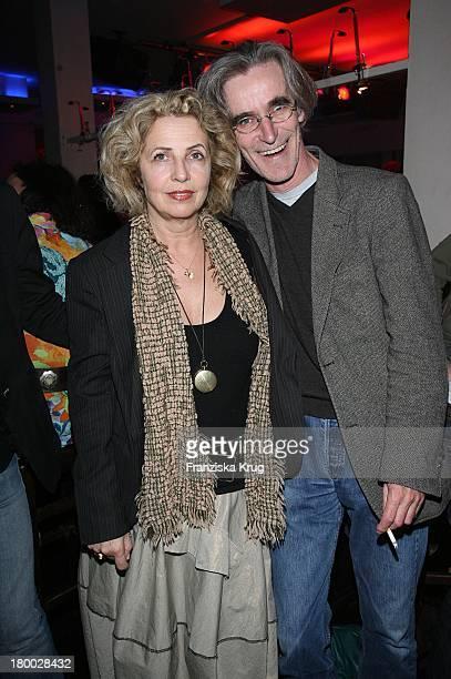 Michaela May Und Ehemann Bernd Schadewald Bei Dem Ndf Empfang After Work 2007 Im Hotel 8Seasons Am In München 140307