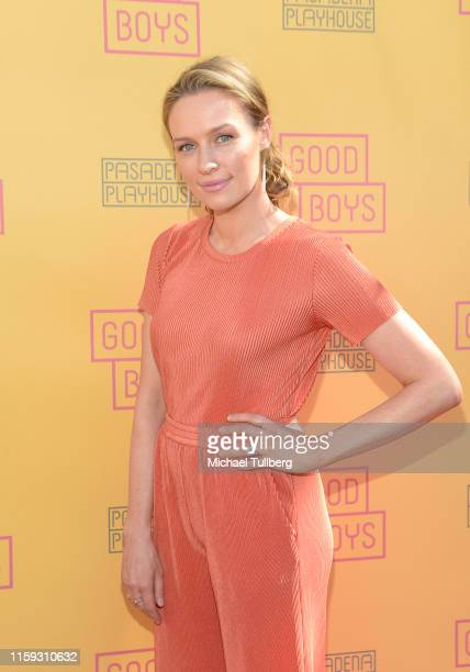"Michaela McManus attends the opening night performance of ""Good Boys"" at Pasadena Playhouse on June 30, 2019 in Pasadena, California."