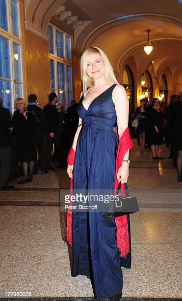 """Michaela Merten, 34. Verleihung """"Bayerischer Filmpreis"""", """"Prinzregententheater"""", München, Bayern, Deutschland, Europa, Gala, Feier, feiern,..."""