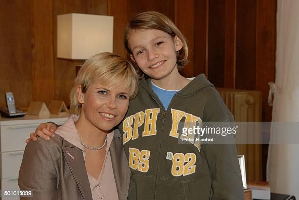Michaela Schaffrath Benjamin Hartinger RTLSerie Ahornallee München Bayern Deutschland Europa Schauspieler Schauspielerin Promi BB ProdNr 476/2007...