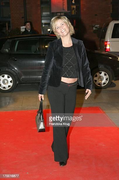 Michaela Schaffrath When TOnline media meeting 'Talk @ Night' On of the CeBIT in Hanover on 080306