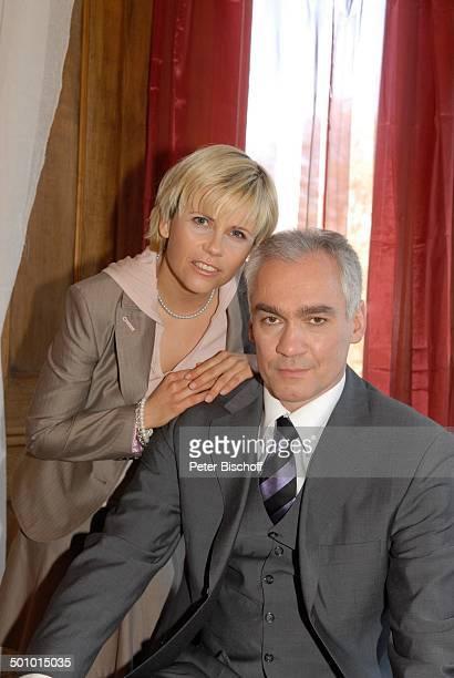 Michaela Schaffrath Wolfgang Bott RTLSerie Ahornallee München Bayern Deutschland Europa Schauspieler Schauspielerin Promi BB ProdNr 476/2007 Foto...