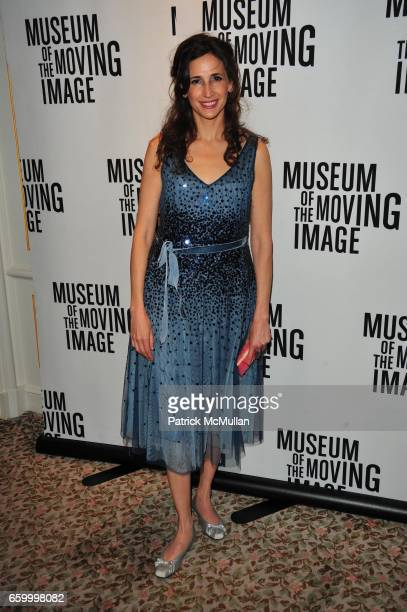 Michaela Watkins attends MUSEUM OF THE MOVING IMAGE honors LORNE MICHAELS and STANLEY HUBBARD at St Regis Hotel Roof NYC on May 11 2009