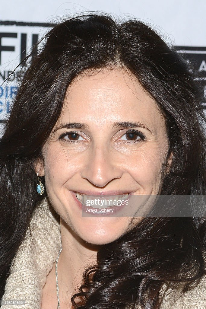 Michaela Watkins attends the Film Independent Directors Close-Up 2013 - The Actors: Getting Great Performances at Landmark Nuart Theatre on March 6, 2013 in Los Angeles, California.