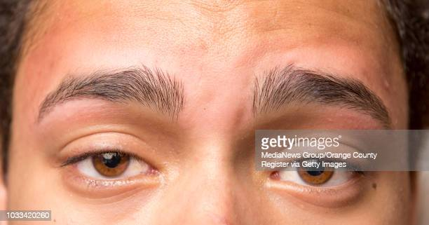 Michael's finished manscaped eyebrows INFORMATION FrumpyManscaping0413 Ð 4/8/16 Ð LEONARD ORTIZ ORANGE COUNTY REGISTER _DSC8065NEF This is a Life...