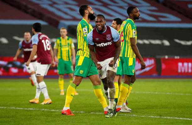 GBR: West Ham United v West Bromwich Albion - Premier League