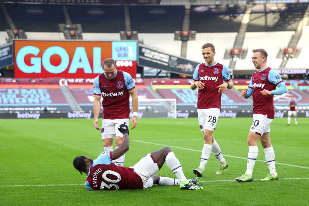 GBR: West Ham United v Burnley - Premier League