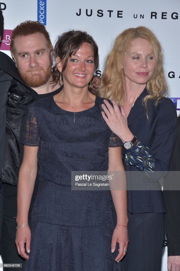 """Juste Un Regard"" : Photocall At The Cinema Gaumont Marignan In Paris : News Photo"