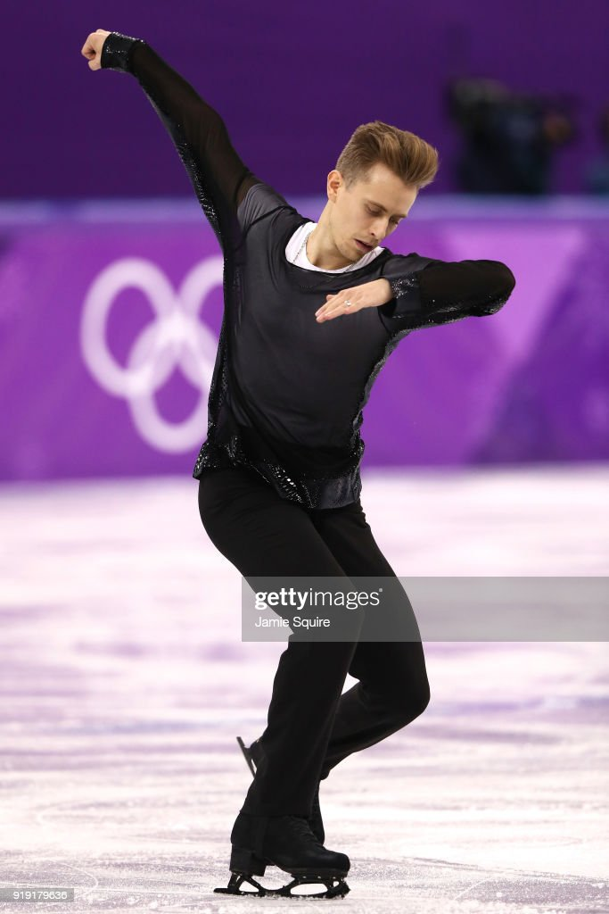 Figure Skating - Winter Olympics Day 8 : Nachrichtenfoto