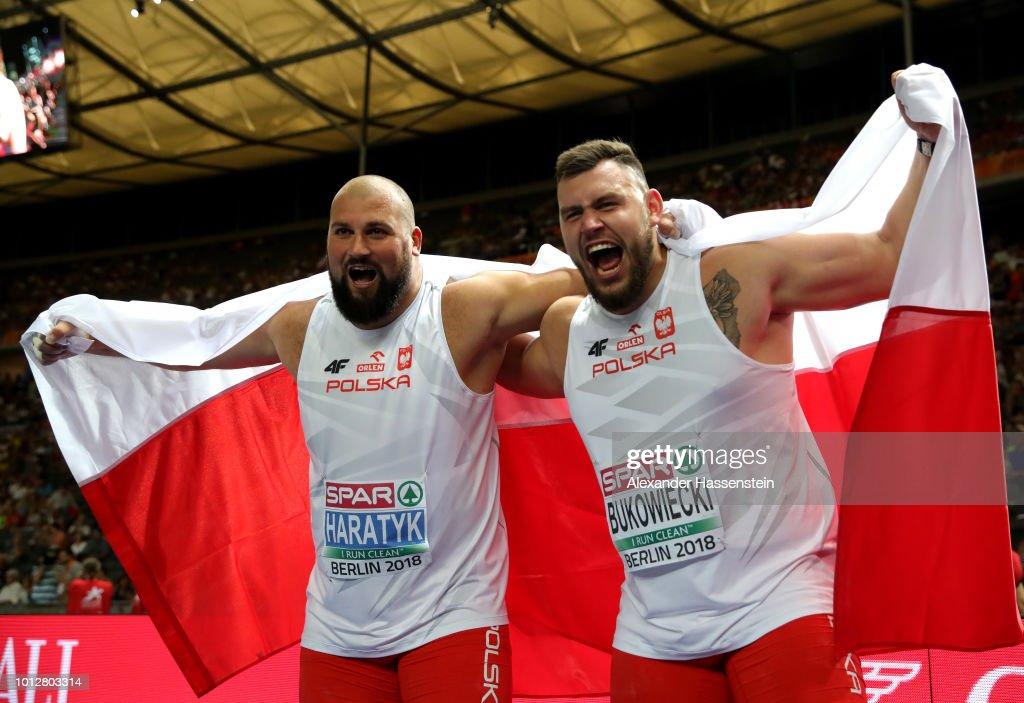 24th European Athletics Championships - Day One : News Photo
