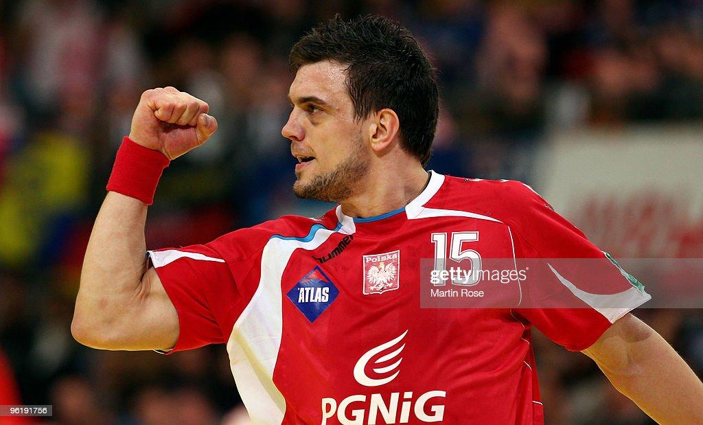 Poland v Czech Republic - Men's European Handball Championship 2010