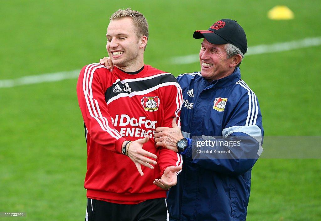 Bayer Leverkusen - Training Session