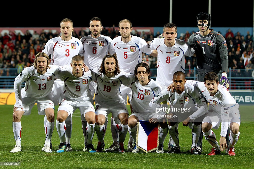 Euro 2012 - Czech Republic