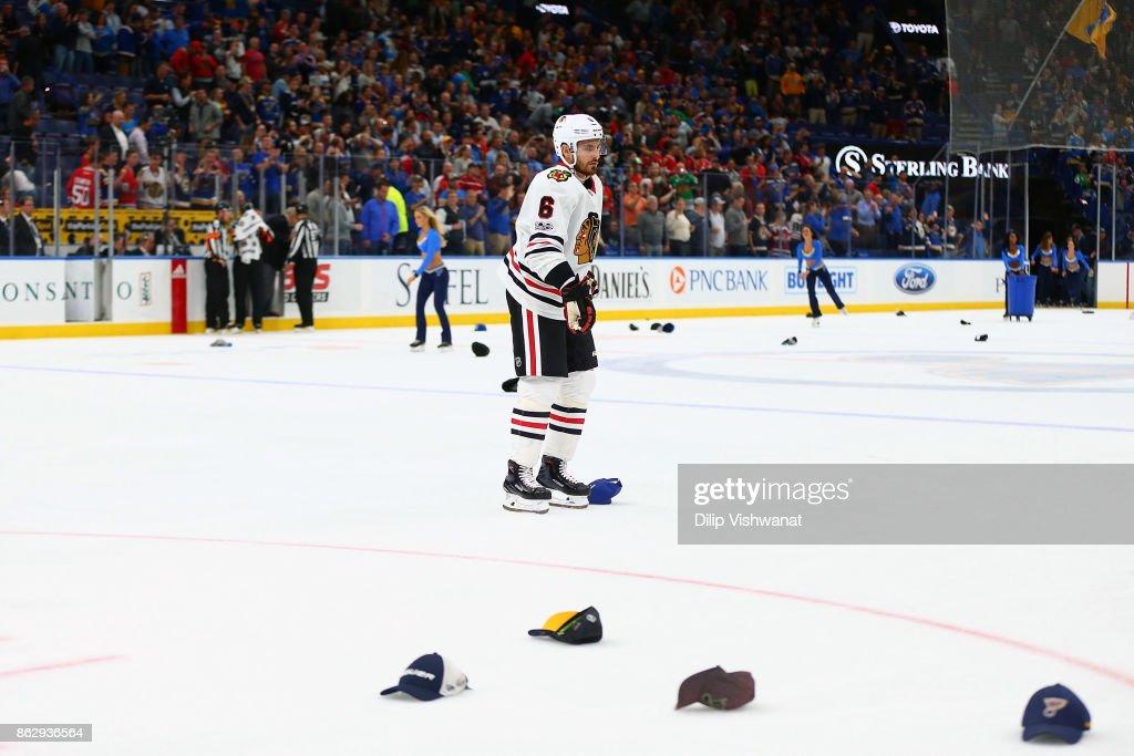 Chicago Blackhawks v St Louis Blues