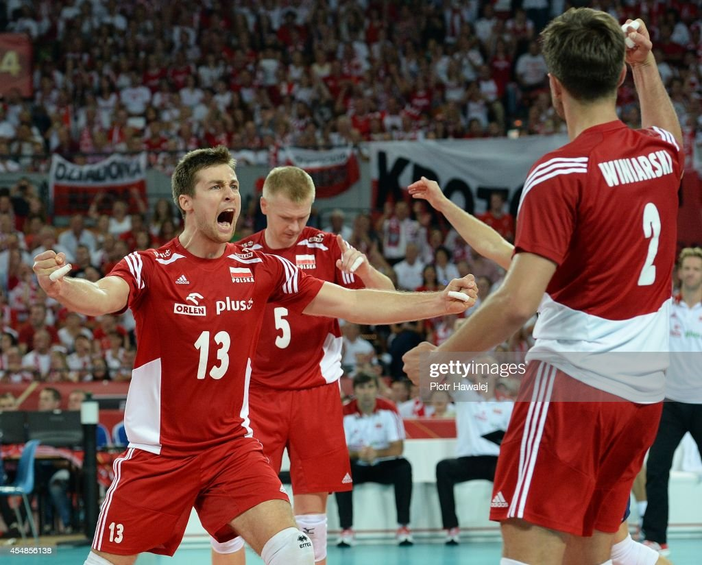 Poland v Argentina: FIVB World Championships : News Photo
