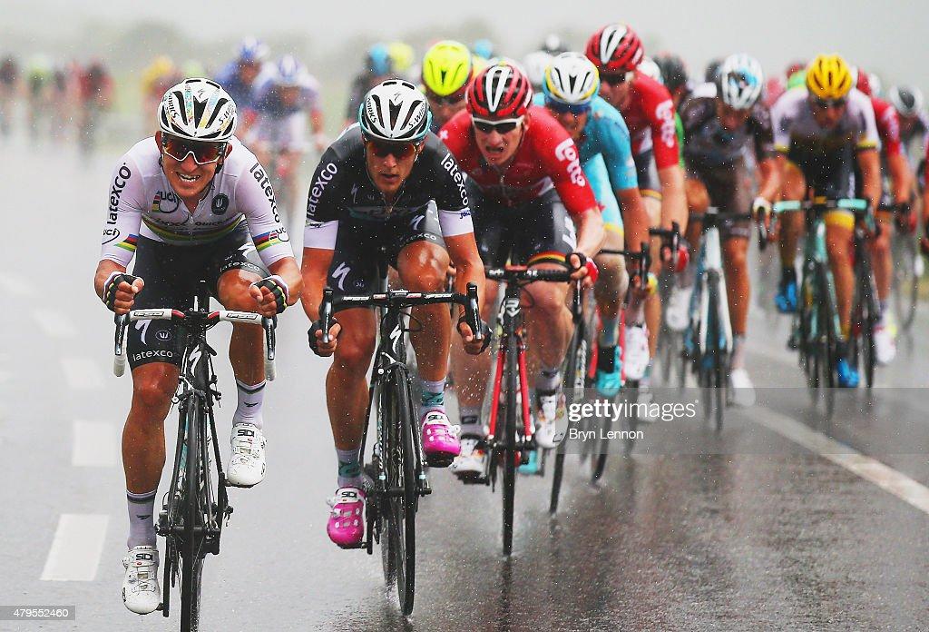 Le Tour de France 2015 - Stage Two : Photo d'actualité