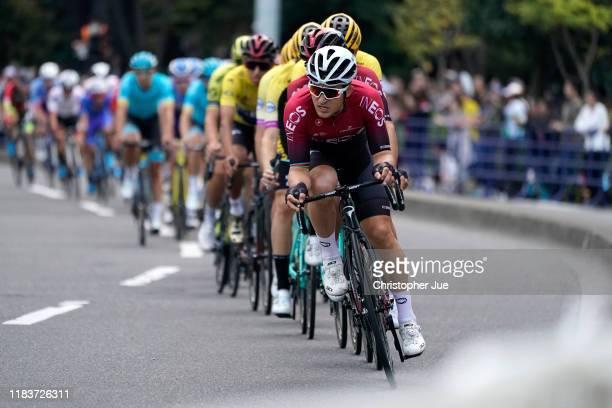 Michal Kwiatkowski of Poland and Team INEOS / during the 7th Tour de France Saitama Criterium 2019 / @LeTour / on October 27, 2019 in Saitama, Japan.