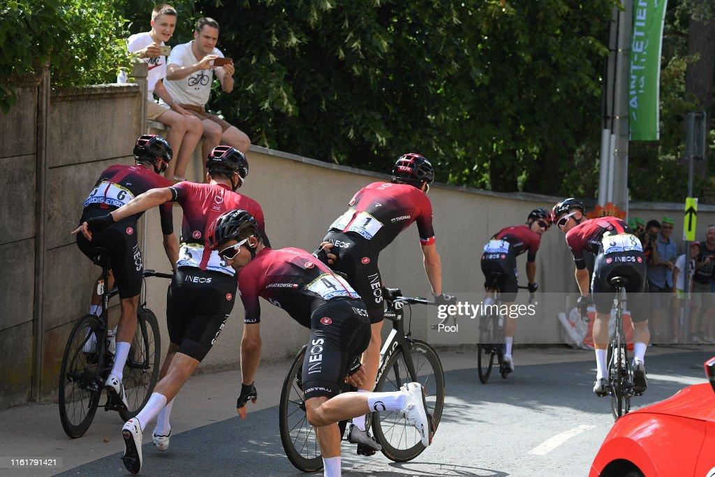 106th Tour de France 2019 - Stage 8 : ニュース写真