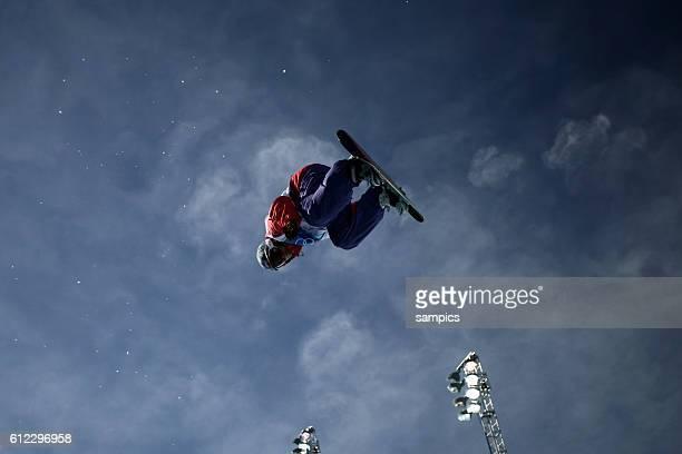 Michal Ligocki Olympische Winterspiele 2010 in Vancouver Snowboard Halfpipe Herren Olympic Winter Games 2010 men's halfpipe