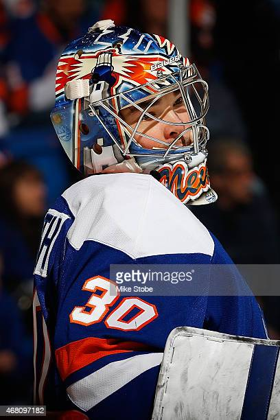 Michal Neuvirth Islanders Mask
