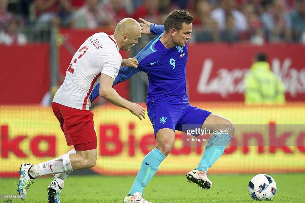 """International Friendly - """"Poland v Netherlands"""" : News Photo"""
