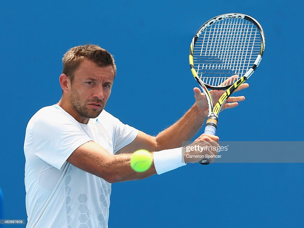 2014 Australian Open - Day 3 : News Photo