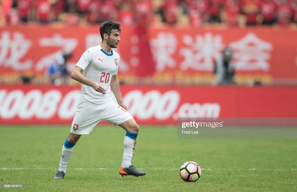 China v Czech Republic - 2018 China Cup International Football Championship : News Photo