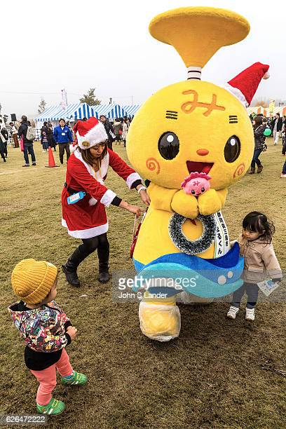 Michan Mascot Japan has an eccentric side and celebrates the silly and adorable like no other culture Its obsession with the yurukyara mascots is a...